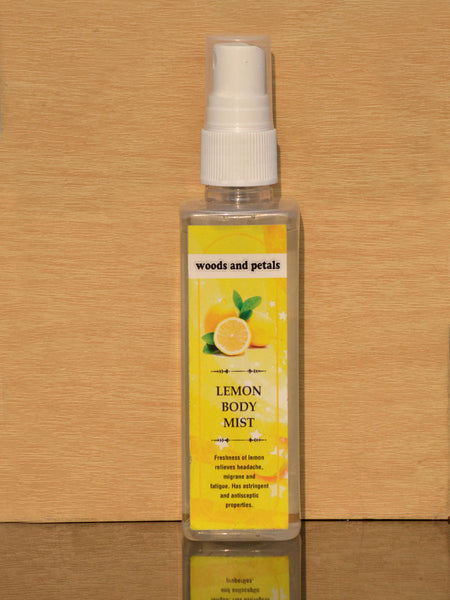Lemon Body Mist - WAPBM18JN1
