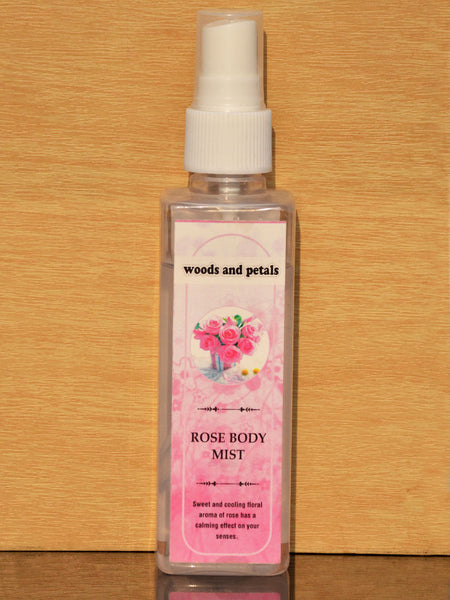 Rose Body Mist - WAPBM18JN2