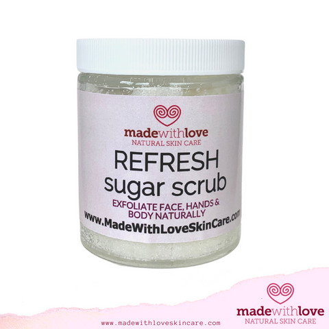 Refresh Sugar Scrub 6 oz.
