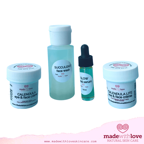 Face Care Sample Kit