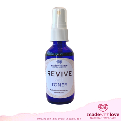 The Revive Rose Toner