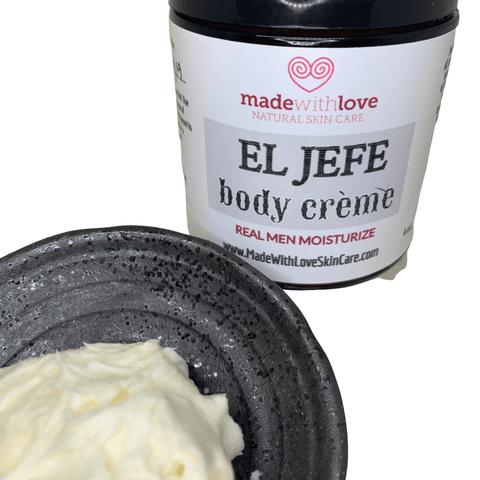 El Jefe Body Crème for Men