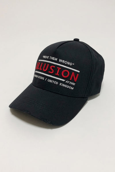 "ILLUSION 'PROVE THEM WRONG"" CAP - Illusion Attire"