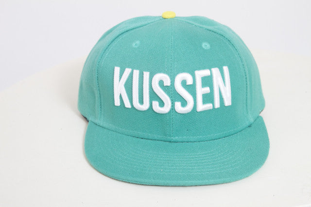KUSSEN LEMON AND LIME LTD EDITION SNAPBACK