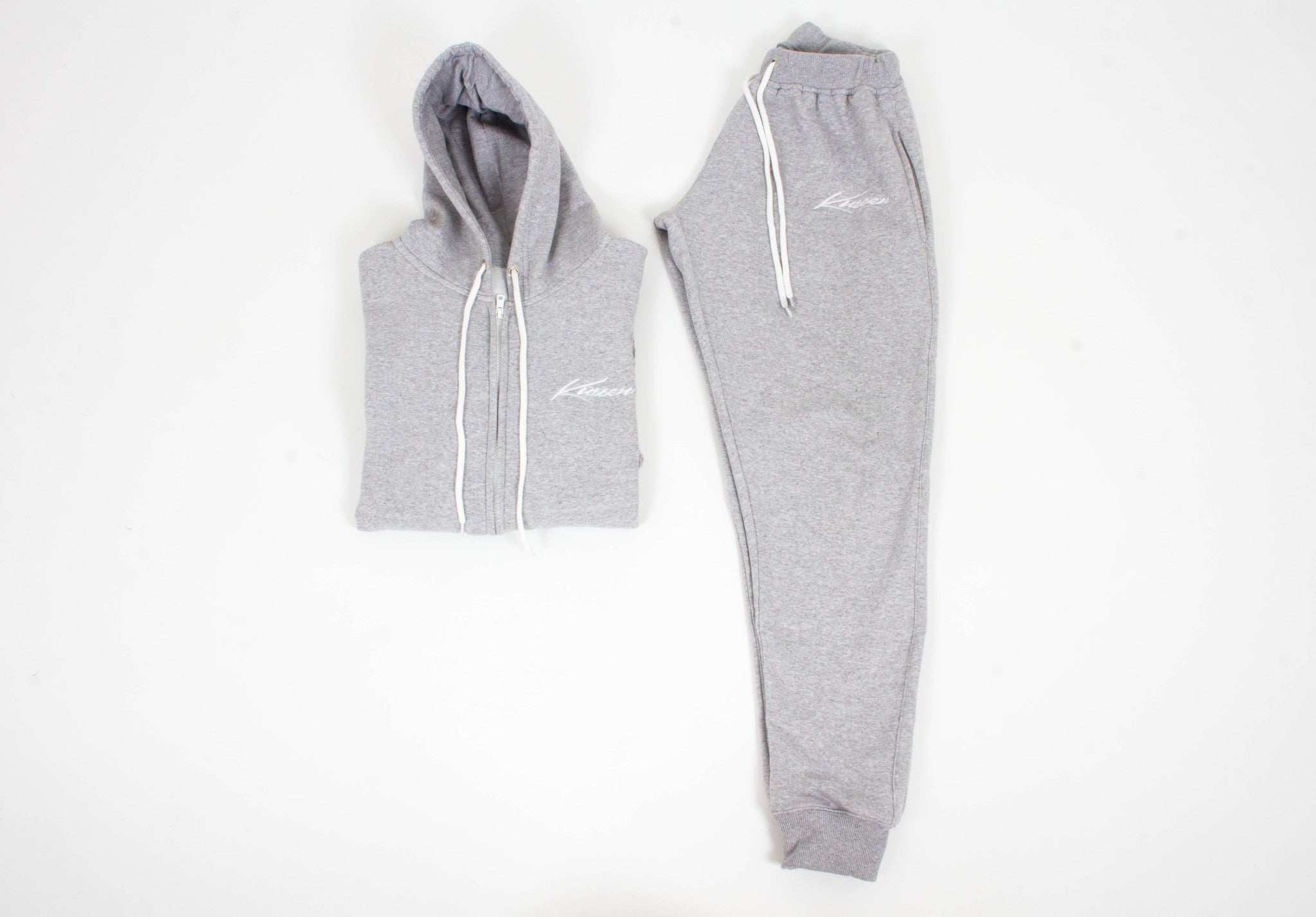 Signature Heather Grey Kussen Tracksuit