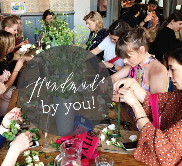 Join us for a flower crown craft workshop on Thursday 13th July!