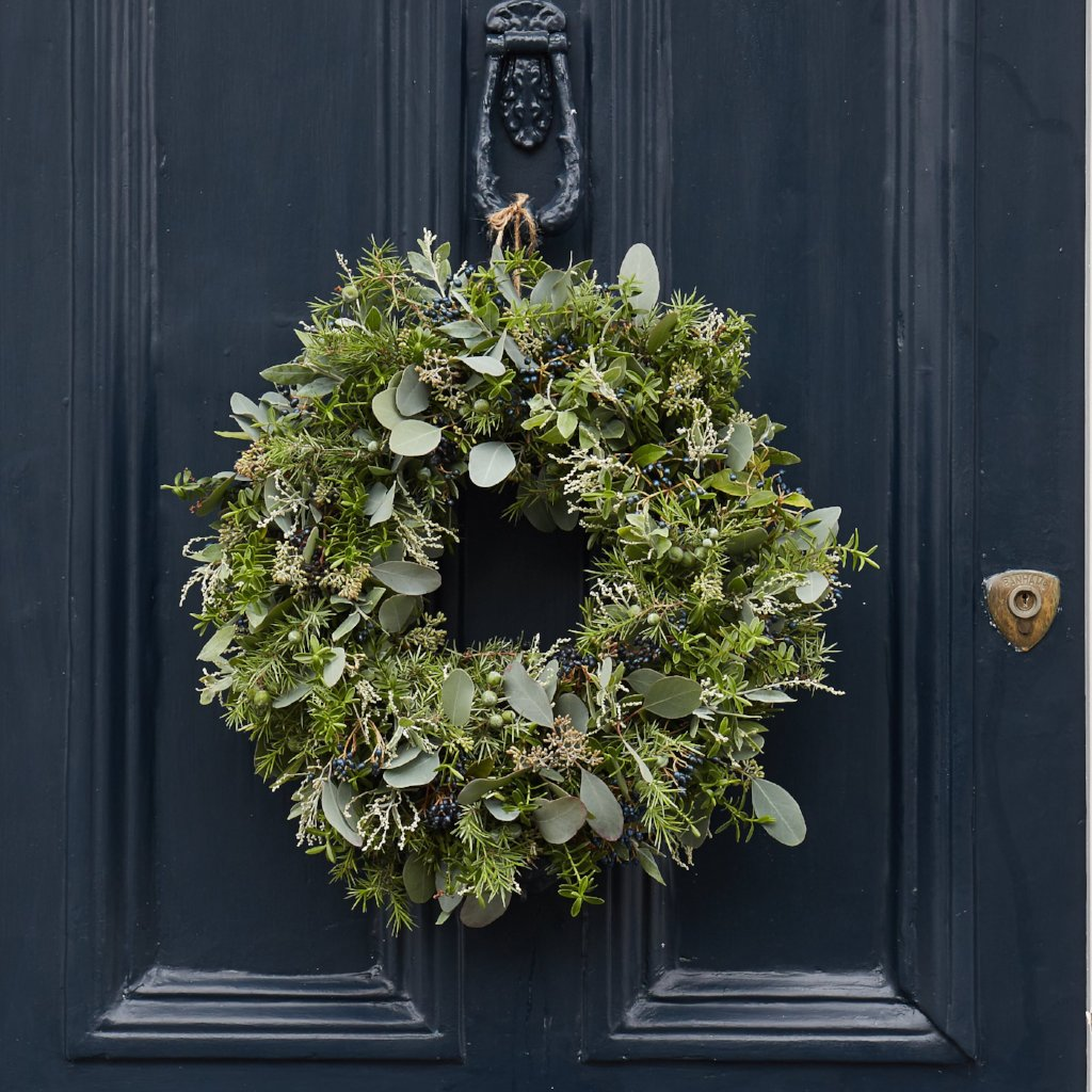 Christmas Wreath Making Workshop In Exmouth Market Store Botanique