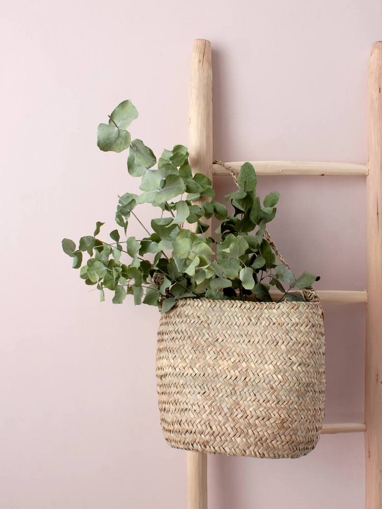 Rustic Hanging Baskets - Large