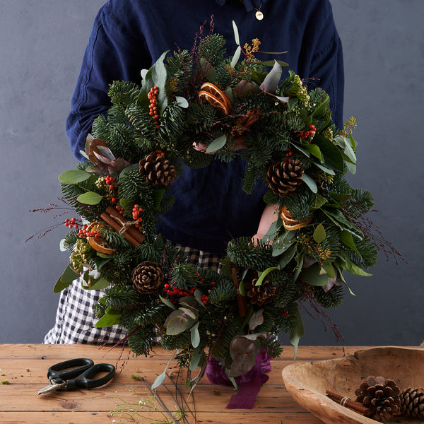 Festive Wreath Making Kit