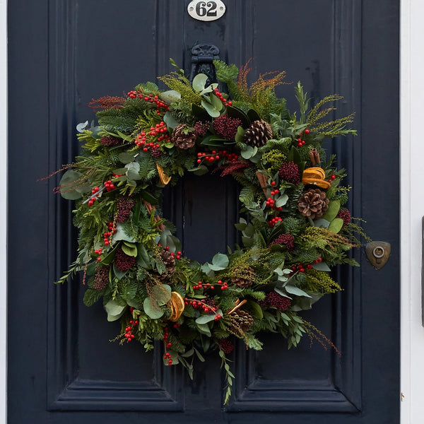 Christmas Wreath Making Workshops at Exmouth Market Store