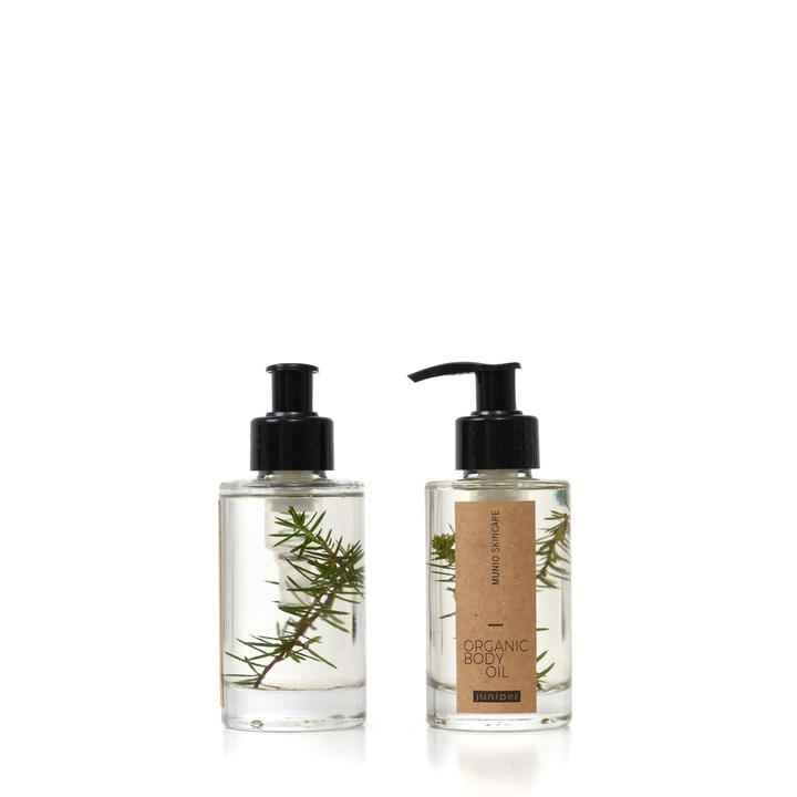 Munio Juniper Organic Body Oil