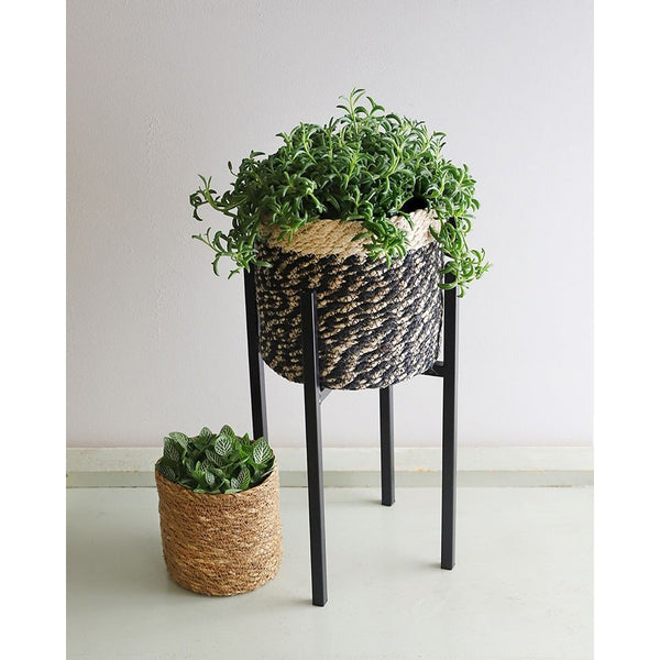 Seagrass Plant Basket - Large