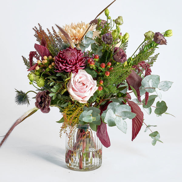 Hidden Garden Bouquet in a Vase