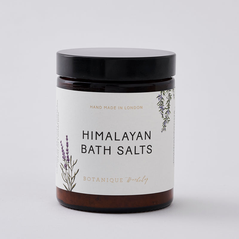 Infused Himalayan Bath Salts