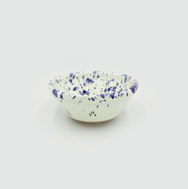 Ceramic Nut Bowl by Hot Pottery in Blueberry
