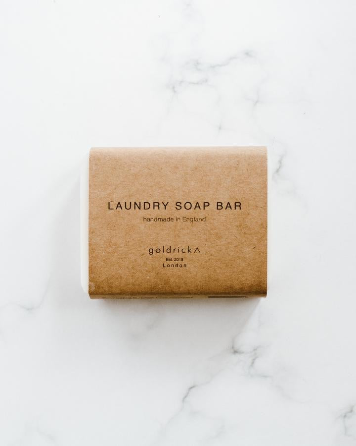 Eco Laundry Soap Bar by Goldricka