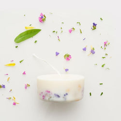 Mini Munio Wildflower Soy Candle