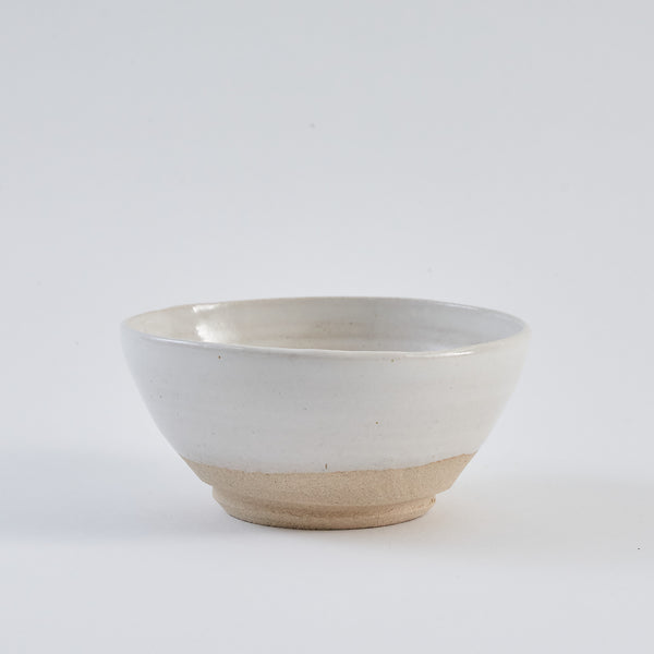 Hand Thrown Dessert Bowl