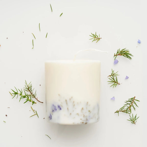 Munio Juniper and Limonium Soy Candle