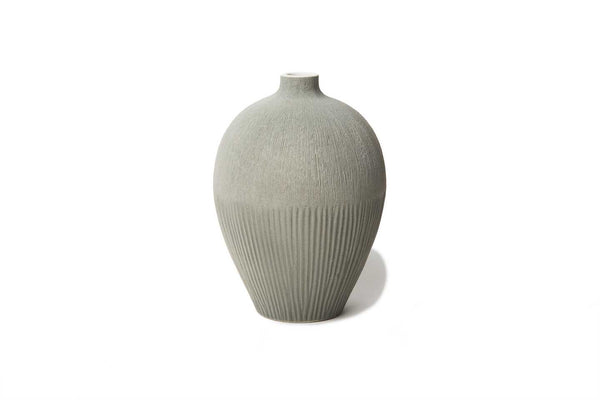 Ebba Lindform Grey Vase Large