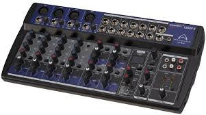 Wharfedale Connect 1202FX/USB Compact Mixer