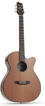 Ozark Solid Cedar Top Acoustic