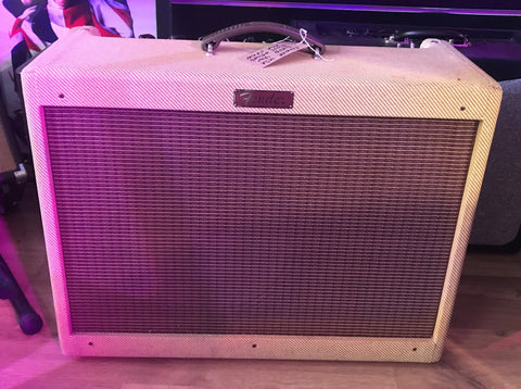 Fender Blues Deluxe Tweed 40w Amplifier Made in USA First Run 1993-6 Pre Owned