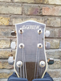 Gretsch G7576 Country Club Natural Blonde 1974 with tweed case. Pre-Owned 10%Off!