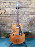 Unknown Carved Archtop Soapbar P90 1950s (?) Pre Owned