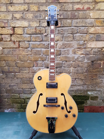 Antoria H794 Jazzstar Archtop Blonde 1980s ? Pre owned