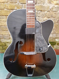 Unknown Archtop Cutaway Sunburst with Shadow Atilla Zoller Pre Owned