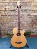 Crafter BA400EQ/N Acoustic Bass with pickup 2008 Pre Owned