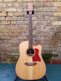 iFusion DG280C Blitz Dreadnought Cutaway Solid Top