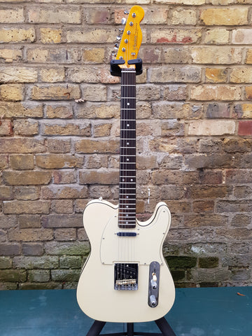 Ifusion TV62B Tributer White Electric Guitar