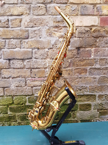 New Brunswick International Alto Saxophone c1920s Pre Owned