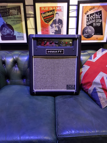 Hiwatt T10 Tube Series Guitar Amplifier 10w Fane Speaker
