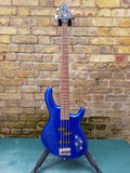 Cort Action Plus PJ Bass Blue Metallic