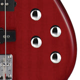 Cort Action Bass Plus TR Trans Red