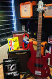 Cort Action Junior Bass Bundle Deal