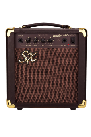 SXAGA 1065 10 Watt Acoustic Guitar Amplifier