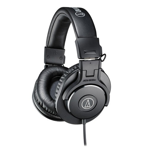 Audio Technica ATH-M30X Proessional Monitor Headphones