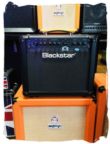 Blackstar ID15TVP 15w Combo with FX NOS