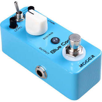 Mooer Blue Comp Optical Compressor Pedal