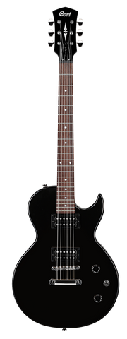 Cort CR50 Classic Rock Single Cut Black