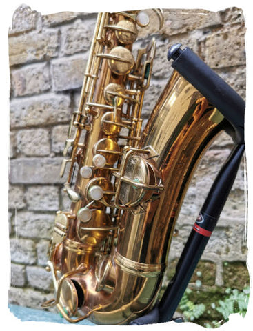 Conn 1929 New Wonder Vintage Alto Saxophone Fully Refurbished Here!