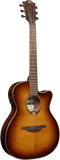 Lag Tramontane T118ASCE-BRS Deluxe Thinline Electro-Acoustic Cutaway Brown Shadow