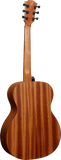 Lag TRAVEL-RC Tremontane Red Cedar Travel Acoustic with Gigbag