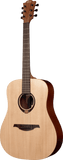 Lag TL70D Tramontane 70 Left Handed Dreadnought Solid Top