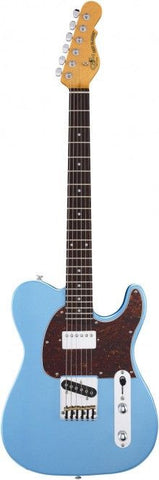 G&L Tribute ASAT Classic Bluesboy - Lake Placid