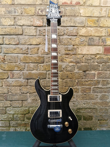 Cort M600 Trans Black Electric Guitar